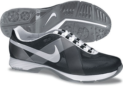 Nike Lady Lunar Summer Lite Golf Shoes Black/White