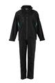Forgan Golf V2 Mens Waterproof Suit Black