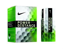 Nike Power Distance Golf Balls 1 Dozen