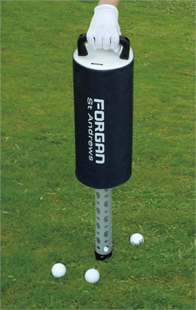 Forgan of St Andrews Golf Ball Shag Bag