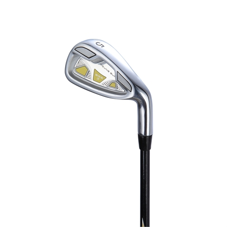Young Gun SGS V2 Junior Golf Irons Yellow AGES 3-5