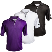 Forgan of St Andrews MXT Golf Shirts - 3 Pack
