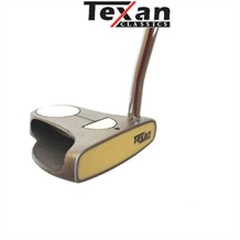 Texan Classics Golf HOT White Ball Putter