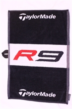 TaylorMade R9 16x24 Woven Velour Golf Cart Towel