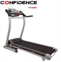 Confidence TXI Heavy Duty Motorized Treadmill