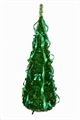 Homegear 5' Tinsel Decorated Christmas Tree Green