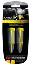 Brush-TEE's YELLOW