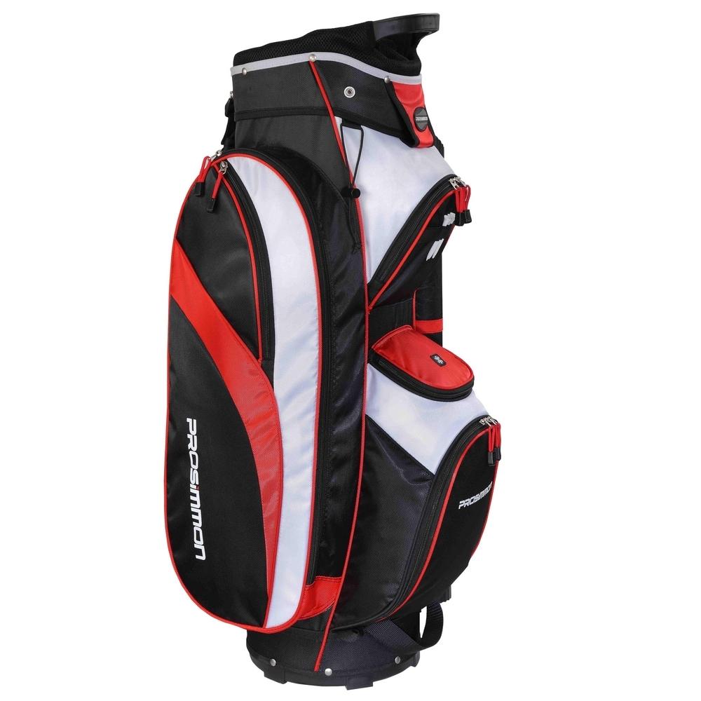 Golf Cart Bag : Prosimmon tour way cart golf bag ebay