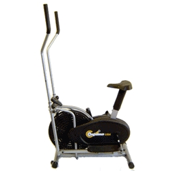2 IN 1 ELLIPTICAL Cross Trainer & EXERCISE BIKE