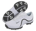 Nike Ace Ladies Golf Shoes White/Metallic