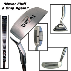 Texan Classics CHIPPER-Makes Chipping Easy