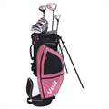 Voit Golf XP Lady Graphite Golf Set & Pink Bag