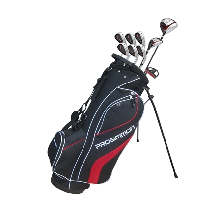 Prosimmon V7 Golf Package Set 1 Inch Short- Black
