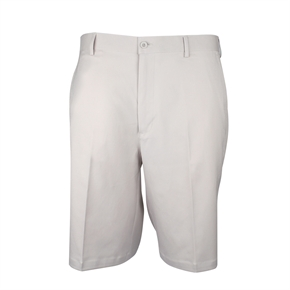 Palm Springs DryFit Flat Front Golf Shorts CREAM