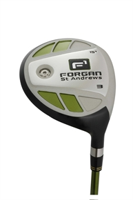 Forgan Golf Series 1 Custom Fit Fairway Woods