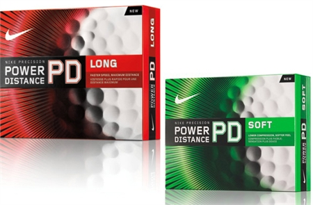 Nike Power Distance 12pk White Ball Custom Text