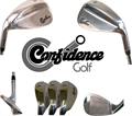 Confidence CARBON STEEL Wedge Set 52-56-60