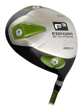 Forgan Golf Series 3 Triangular Custom Fit Driver