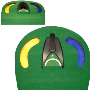 Electric Automatic Ball Return Putting Mat