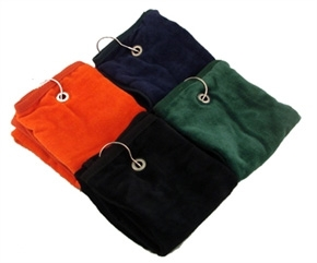 CONFIDENCE Golf Towel with hook