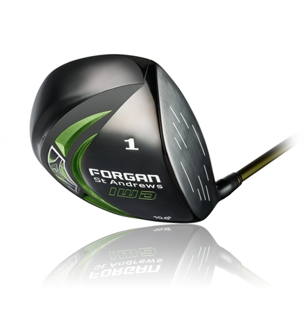 Forgan of St Andrews IWD 460cc Titanium Driver
