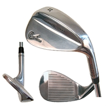 Confidence Golf Carbon Stainless Steel Wedge