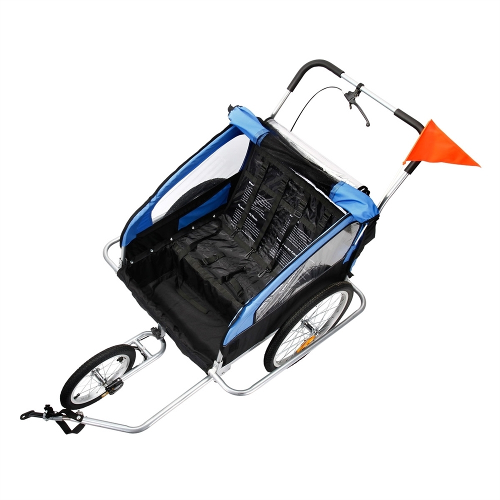 Confidence Baby Child Kids Bicycle Bike Trailer Jogger