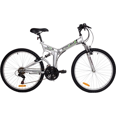 Stowabike Folding Dual Suspension Mountain Bike
