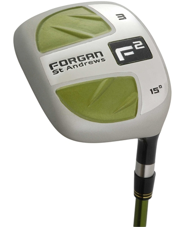 Forgan Golf Series 2 Square Custom Fit Woods
