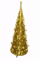 Homegear 5ft Decorated Christmas Tree - Gold