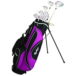Confidence Golf LADY ESP Graphite Golf Set & Bag