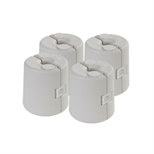 Palm Springs 4 Pack of Fillable Canopy Weights