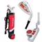 Young Gun SGS Junior Red BIRDIE Golf Set Ages 9-11
