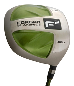 Forgan Golf Series 2 Square Custom Fit Driver